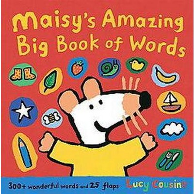 Maisy's Amazing Big Book of Words (School And Library)(Lucy Cousins)