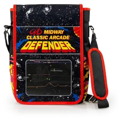 """Crowded Coop, LLC Defender 14"""" Arcade Messenger Bag"""