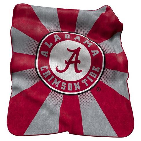 NCAA Logo Brands Raschel Blanket Throw - image 1 of 1
