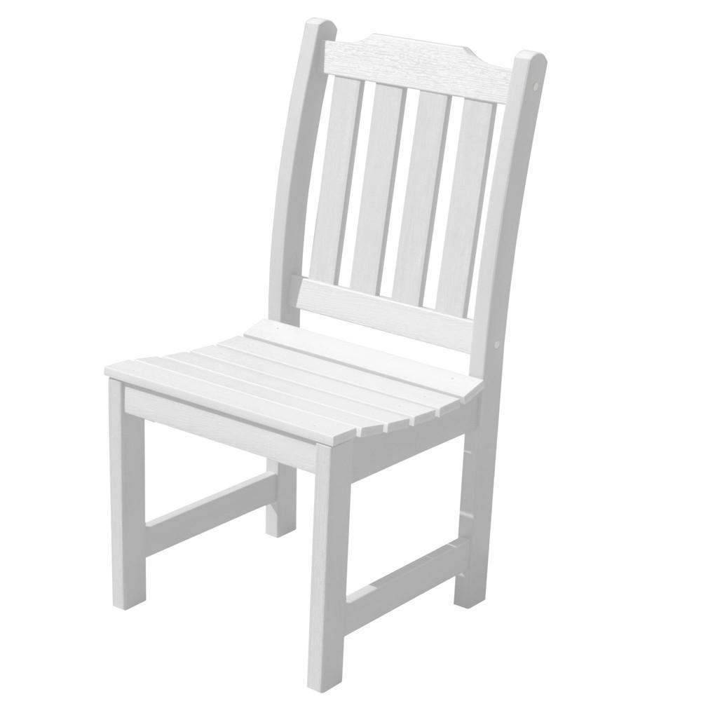 Lehigh Dining Side Chair White - Highwood