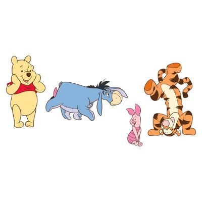 Fathead Winnie The Pooh Wall Graphic