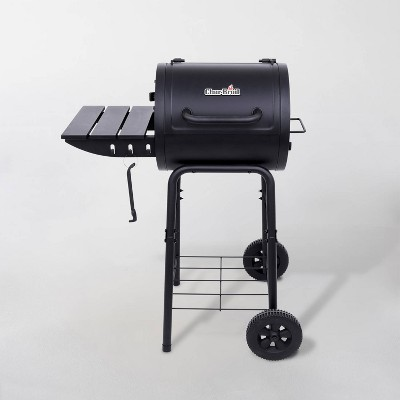Char-Broil American Gourmet 18  Charcoal Grill 19302054 - Black