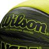 "Wilson Hypershot 28.5"" Basketball - Black/Lime - image 3 of 3"