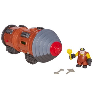 Incredibles 2 Junior Supers Tunneler Playset