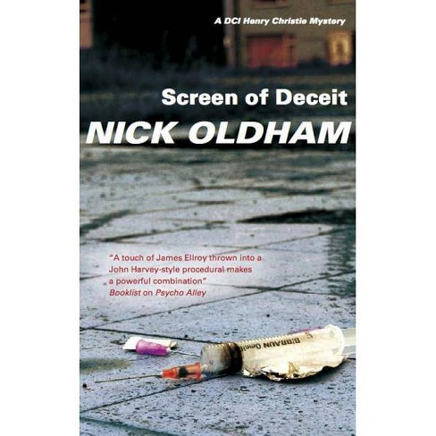 Screen of Deceit - (Henry Christie) by  Nick Oldham (Hardcover) - image 1 of 1