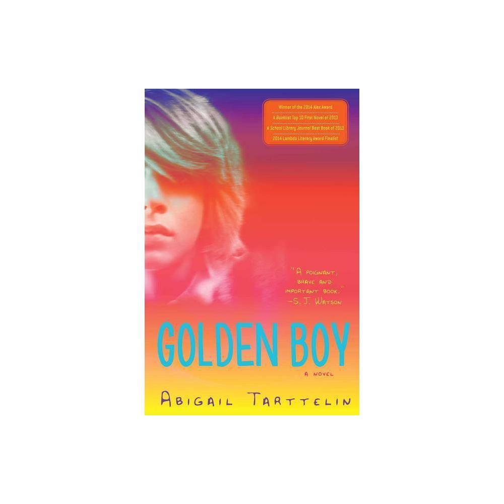 Golden Boy By Abigail Tarttelin Paperback
