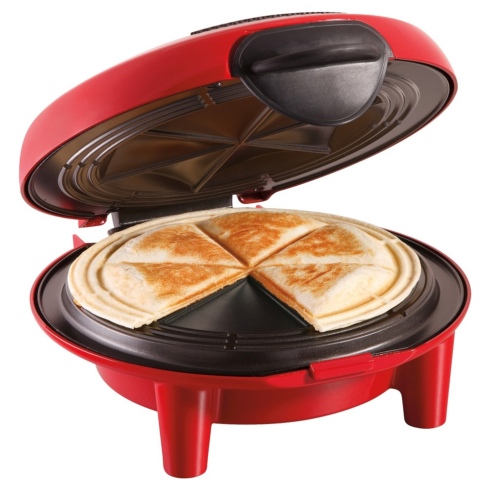 Hamilton Beach Quesadilla Maker – Red 25409 46988039