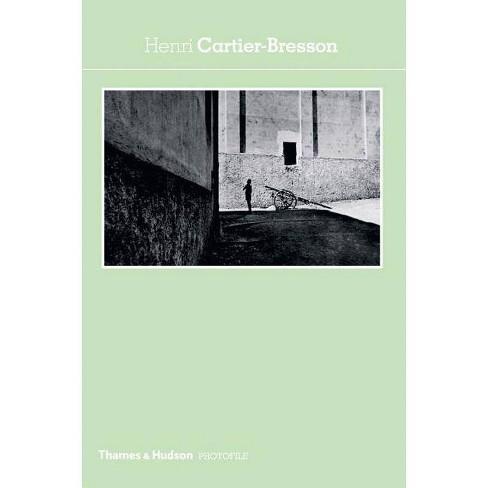 Henri Cartier-Bresson - (Photofile) (Paperback) - image 1 of 1