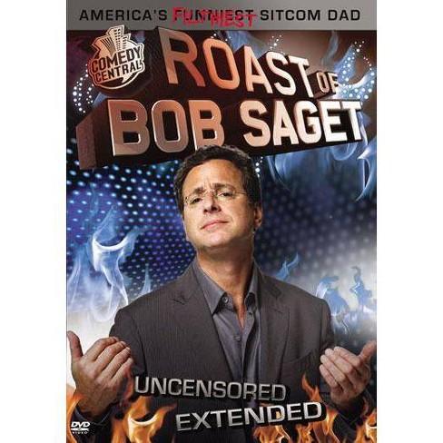 Comedy Central Roast of Bob Saget (DVD) - image 1 of 1