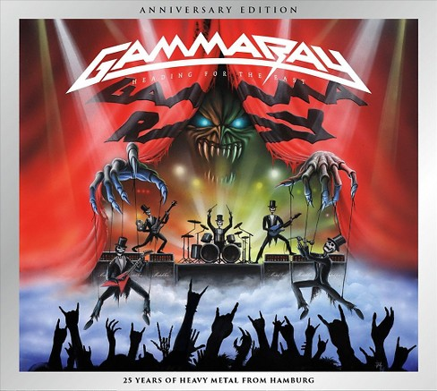 Gamma ray - Heading for the east (Anniversary ed) (CD) - image 1 of 1