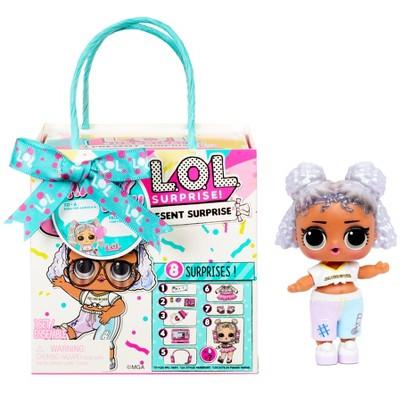 L.O.L. Surprise! Present Surprise Fashion Dolls