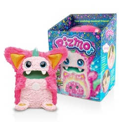 Rizmo Interactive Evolving Musical Plush Toy - Berry
