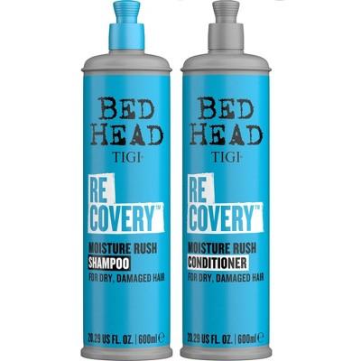 TIGI Bed Head Recovery Moisture Rush Shampoo + Conditioner Duo - 20.29 fl oz