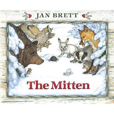 The Mitten (Hardcover)by Jan Brett