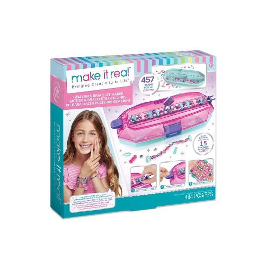 Make It Real Gem Links Bracelet Maker image number null