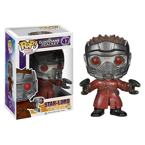 POP! Marvel: Guardians of the Galaxy - Star Lord - image 1 of 1