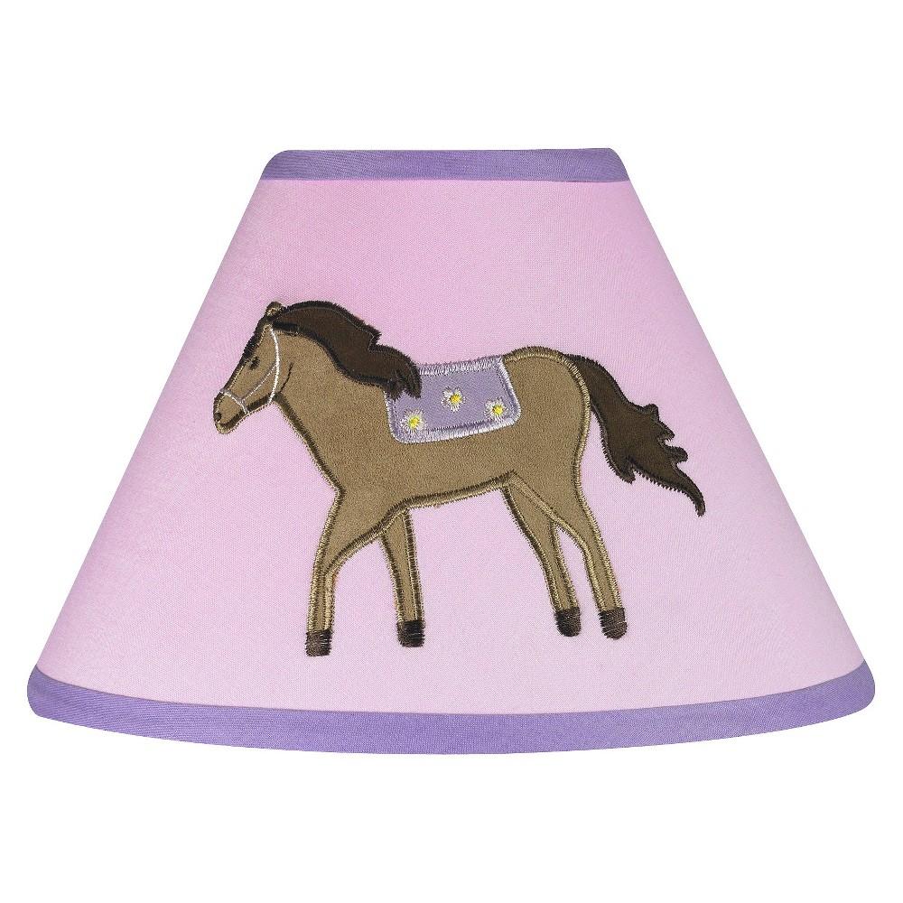 Sweet Jojo Designs Pony Lamp Shade