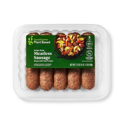 Plant-Based Sausage Links - 17.5oz - Good & Gather™
