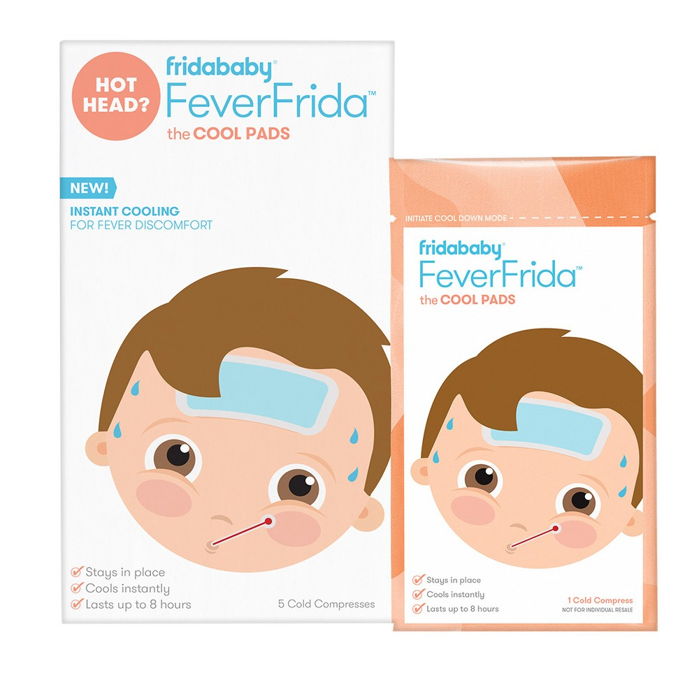 Image of Fridababy FeverFrida Cool Pads