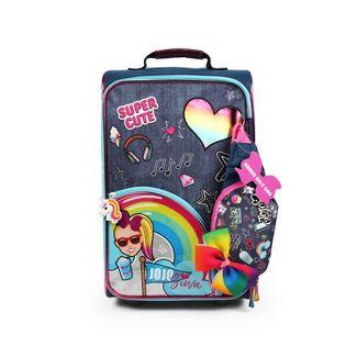 "JoJo Siwa 18"" Hardside Kids' Suitcase - Blue"