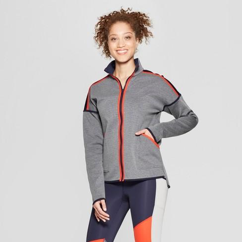 Women's Full Zip Novelty Track Jacket - C9 Champion® - image 1 of 2