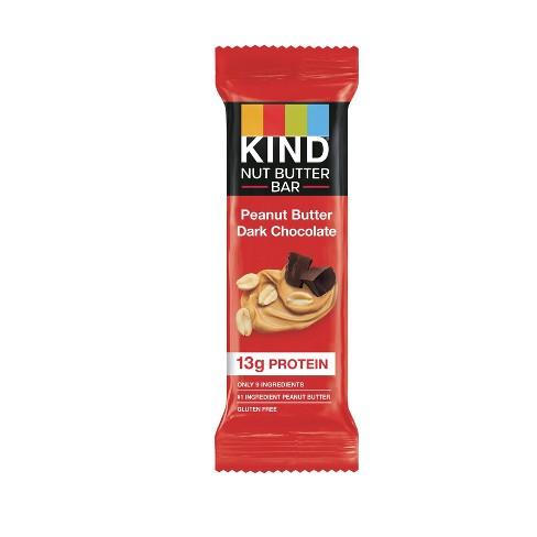 KIND Peanut Butter Dark Chocolate Bar - 1.76oz - image 1 of 1