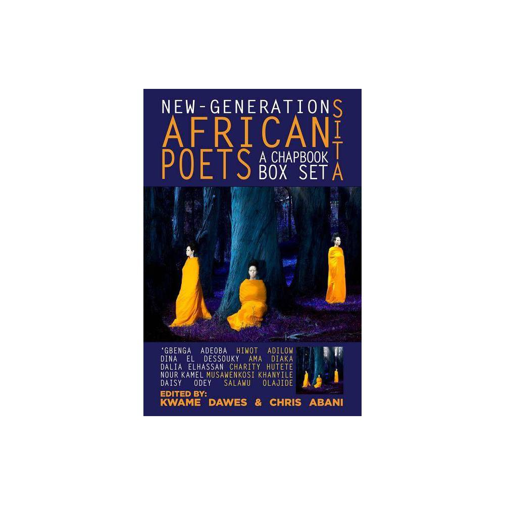 New-Generation African Poets: A Chapbook Box Set (Sita) - (Paperback)
