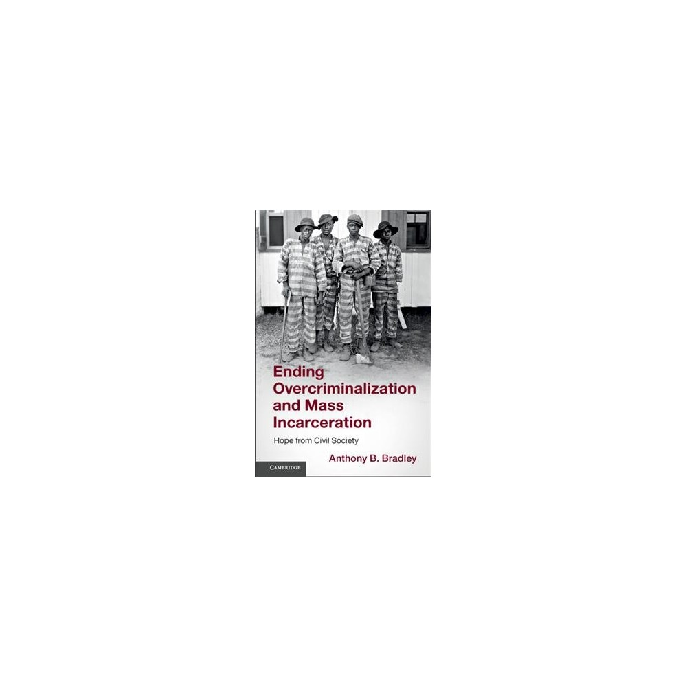 Ending Overcriminalization and Mass Incarceration : Hope from Civil Society - (Hardcover)