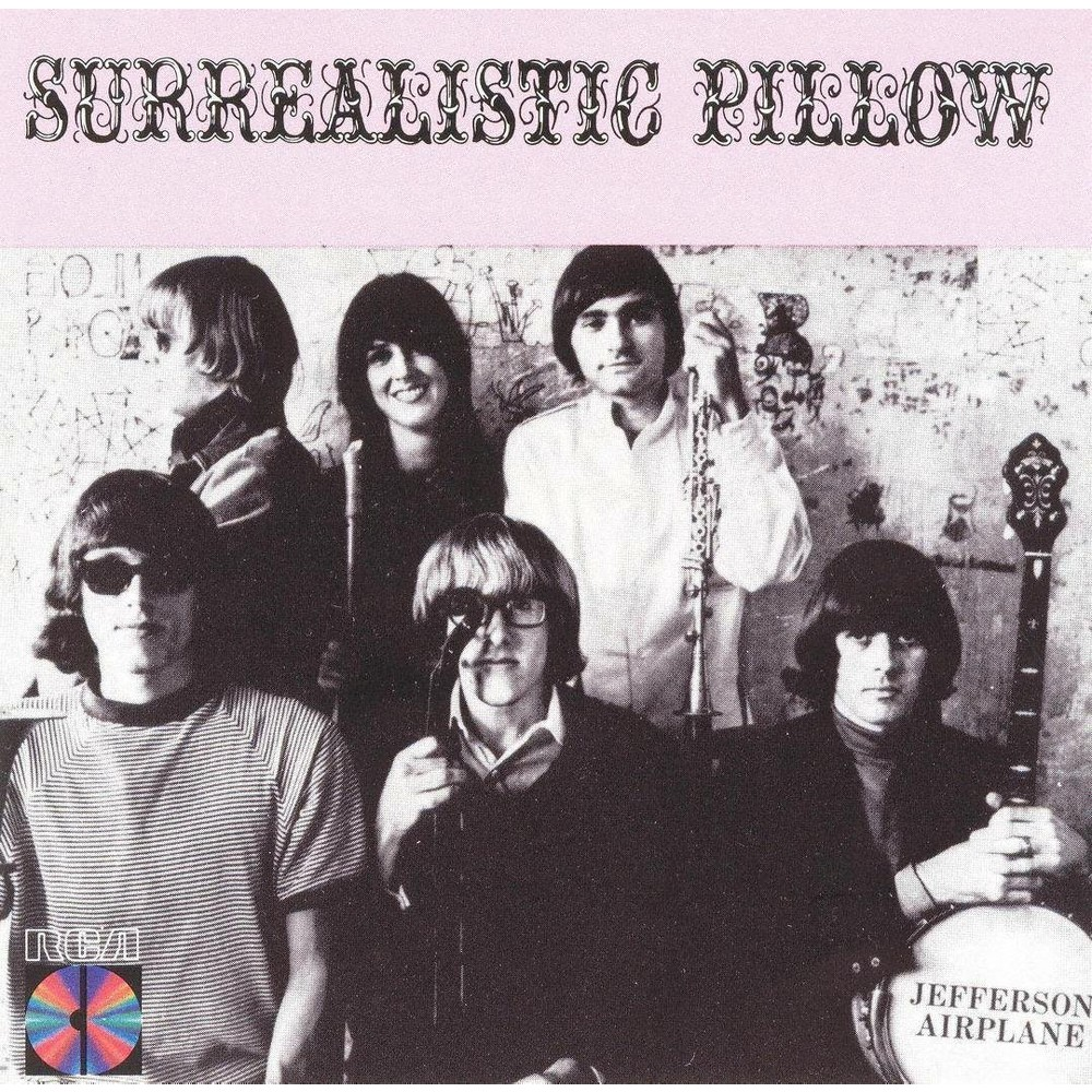 Jefferson airplane - Surrealistic pillow (CD)
