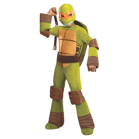 Teenage Mutant Ninja Turtles Michelangelo Boys' Costume - image 1 of 2