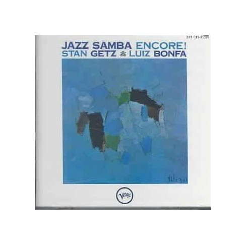 Stan Getz - Jazz Samba Encore (CD) - image 1 of 1