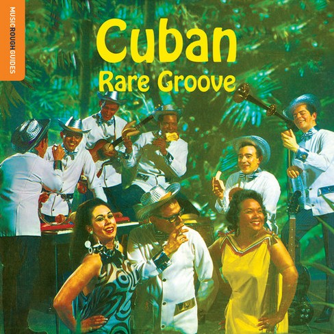 Various - Rough guide to cuban rare groove (CD) - image 1 of 1