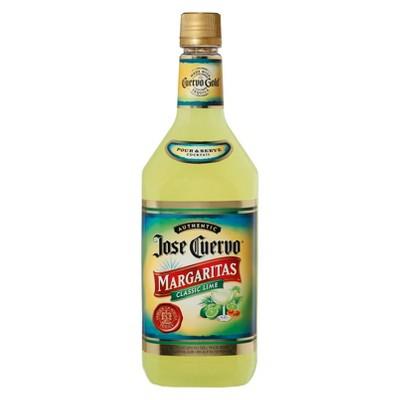 Jose Cuervo Classic Lime Margaritas - 1.75L Bottle