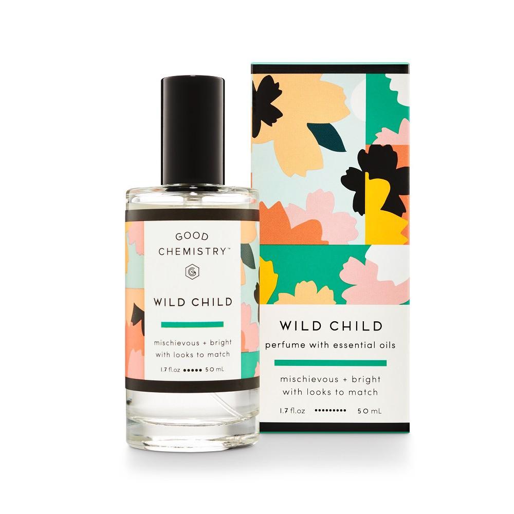 Wild Child by Good Chemistry Eau de Parfum Women's Perfume - 1.7 fl oz.
