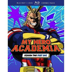 My Hero Academia: Two Heroes (Blu-Ray + Digital) : Target