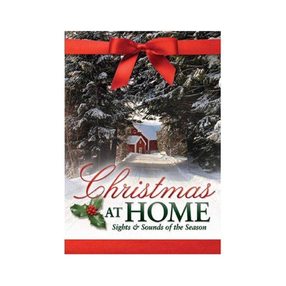 Christmas At Home Sights Sounds Of The Season Dvd