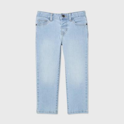 Toddler Girls' Girlfriend Jeans - Cat & Jack™ Light Wash 12M