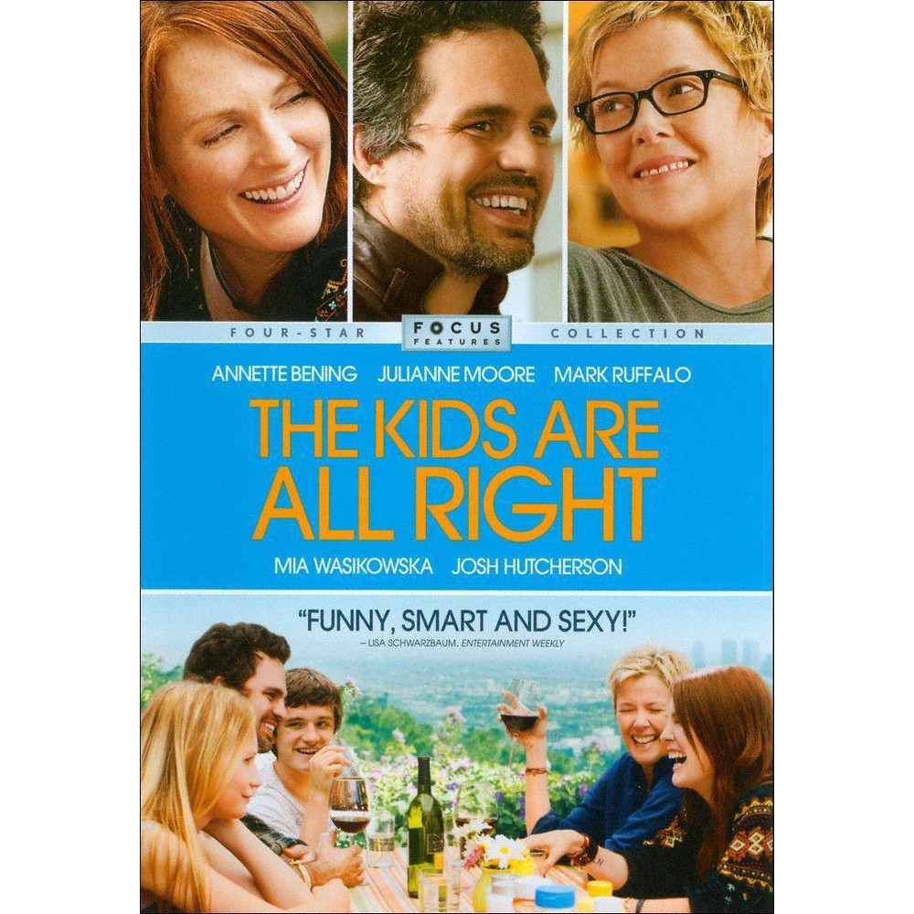 The Kids Are All Right (dvd_video)