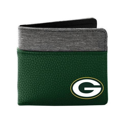 NFL Green Bay Packers Pebble BiFold Wallet - image 1 of 2
