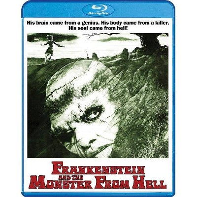 Frankenstein and the Monster From Hell (Blu-ray)(2020)