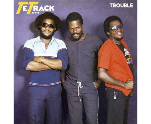 Tetrack - Trouble (CD) - image 1 of 1