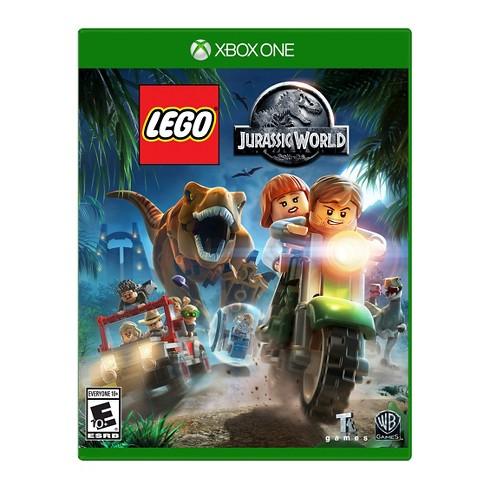 LEGO Jurassic World - Xbox One - image 1 of 4