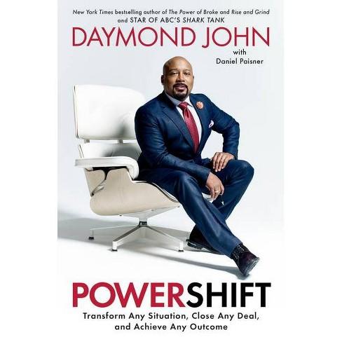 Powershift - by  Daymond John & Daniel Paisner (Hardcover) - image 1 of 1