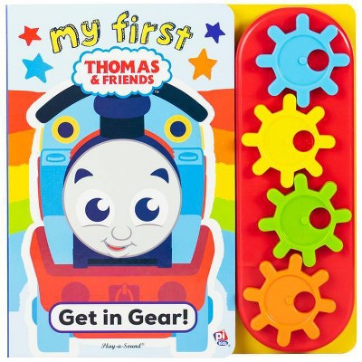 Thomas & Friends Get in Gear! (Sound Book) (Board Book)