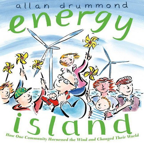 Energy Island - by  Allan Drummond (Paperback) - image 1 of 1