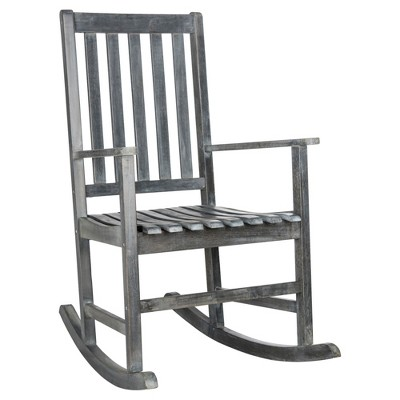 Barstow Rocking Chair - Ash Gray - Safavieh®
