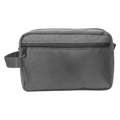 Contents Men's Large Organizer Toiletry Bag