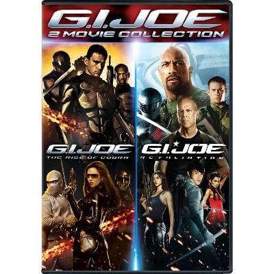 G.I. Joe 2-movie Collection (DVD)