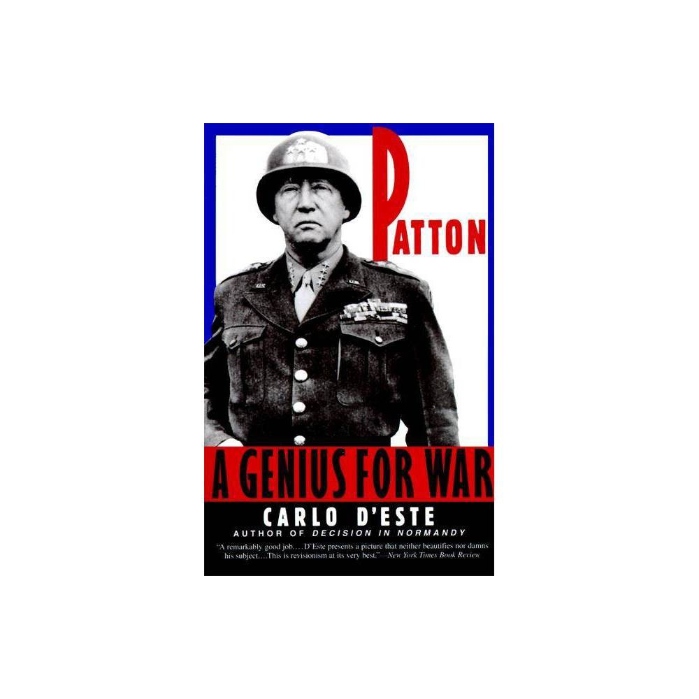 Patton By Carlo D Este Paperback