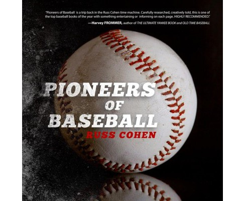 Pioneers of Baseball (Hardcover) (Russ Cohen) - image 1 of 1